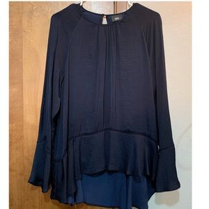 Navy blue Mossimo top